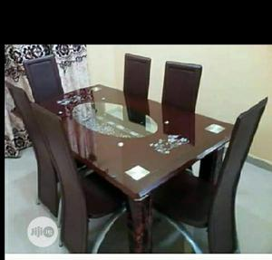 Glass Dinning Table   Furniture for sale in Lagos State, Lagos Island (Eko)