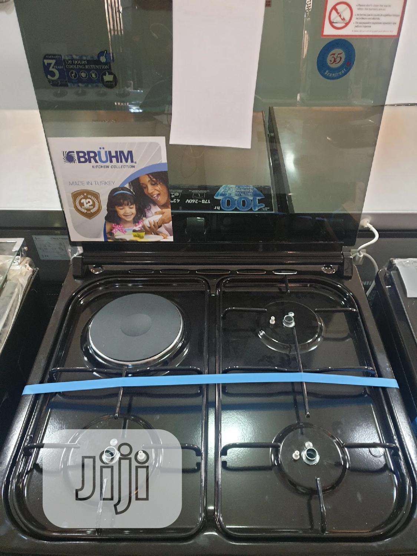 Bruhm Gas Cooker -bgc6631