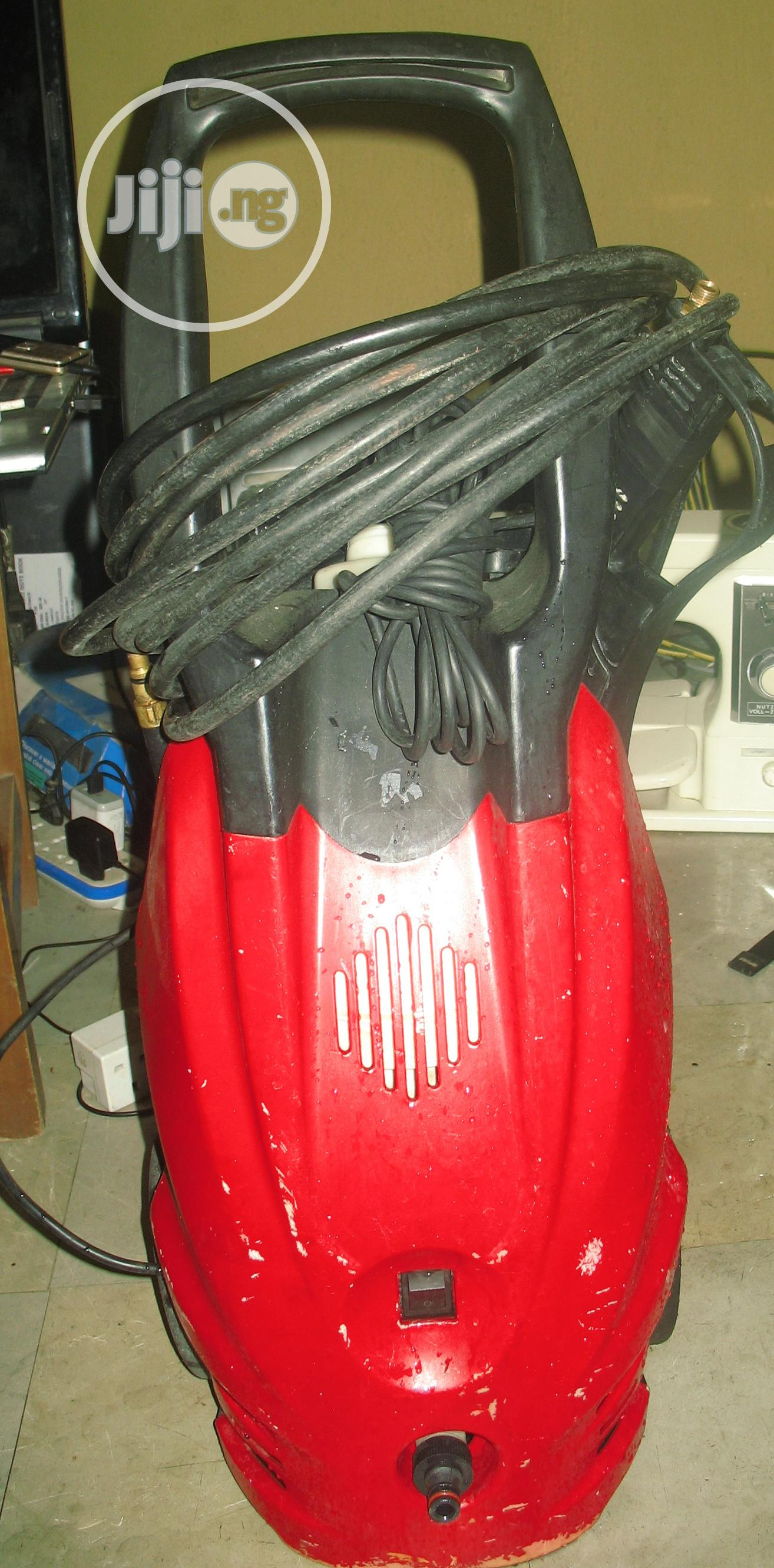 HPV High Pressure Washer With The Vario Lance And Inbuilt Soap Tank   Garden for sale in Ikeja, Lagos State, Nigeria