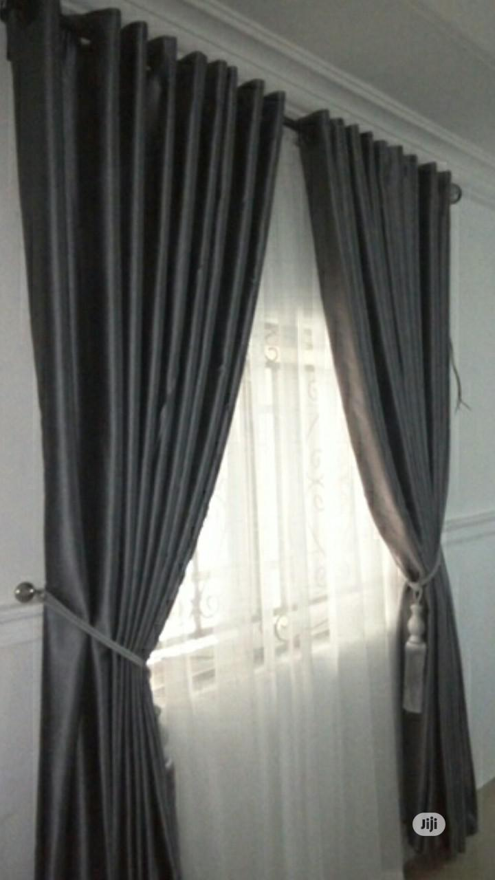 Quality and Beautiful Curtains Available at Affordable Prices | Home Accessories for sale in Yaba, Lagos State, Nigeria