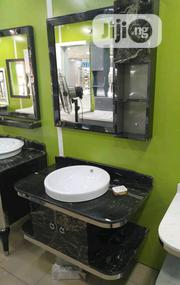 Dining Cabinet Basin Marble Top. 190,000 | Furniture for sale in Lagos State, Orile