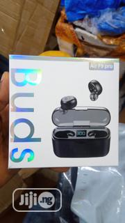 Air F9 Pro TWS Wireless Bud | Headphones for sale in Lagos State, Ikeja