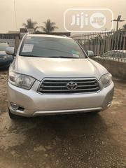 Toyota Highlander 2008 Silver | Cars for sale in Lagos State, Alimosho