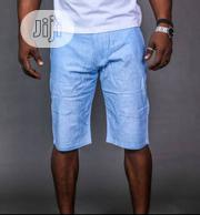 Men Quality Linen Shorts | Clothing for sale in Lagos State, Ojodu