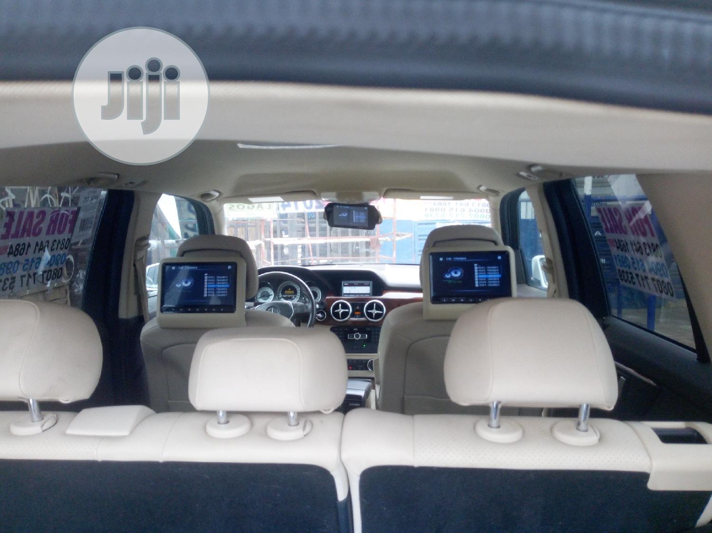 GLK Headrest DVD Player With ,Usb, SD Card.