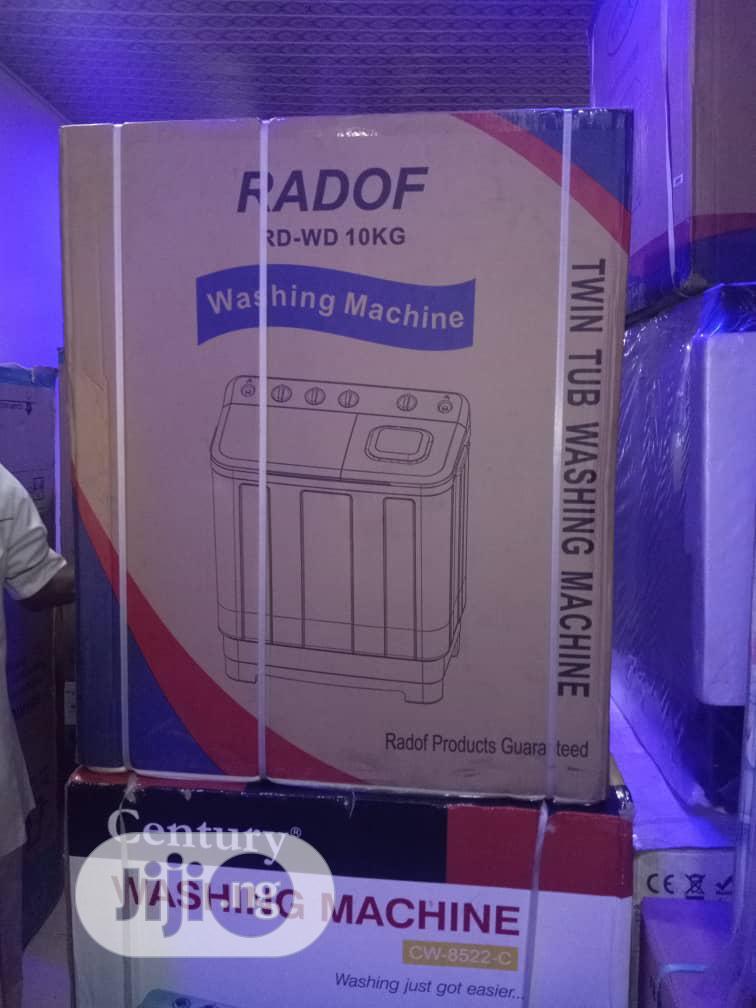 Archive: Twin Tube Washing Machine