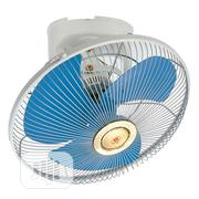 """Kdk 16"""" Ceiling Mounted Fan METAL BLADE (M40R) 
