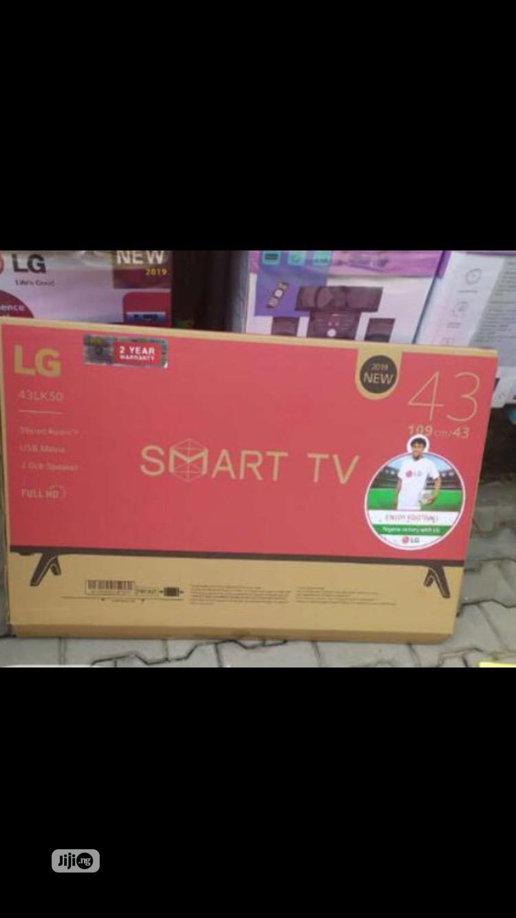 LG 43inches LED Tv