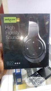 Zealot B22 Wireless Bluetooth Headset   Headphones for sale in Lagos State, Ikeja