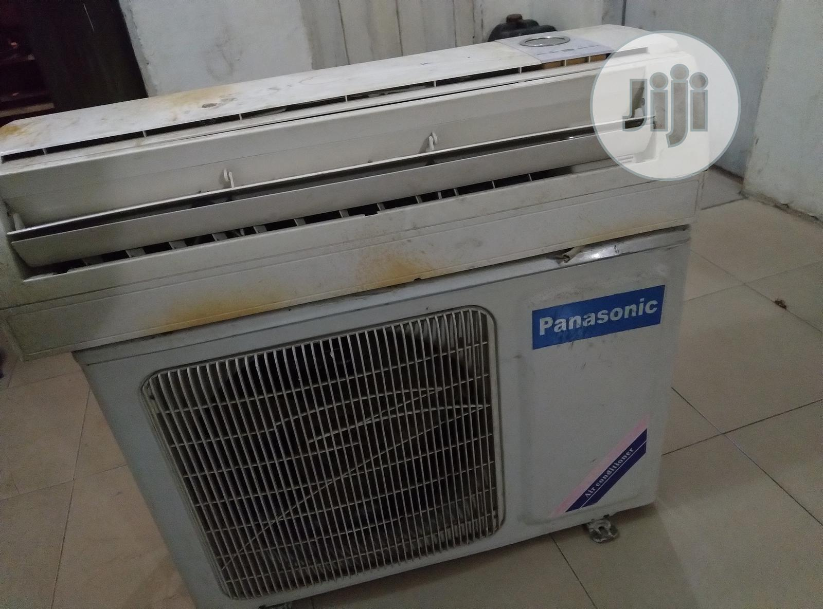 Archive: Panasonic Air Condition 2horse Power