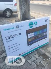 Hisense 55in Tv | TV & DVD Equipment for sale in Lagos State, Victoria Island