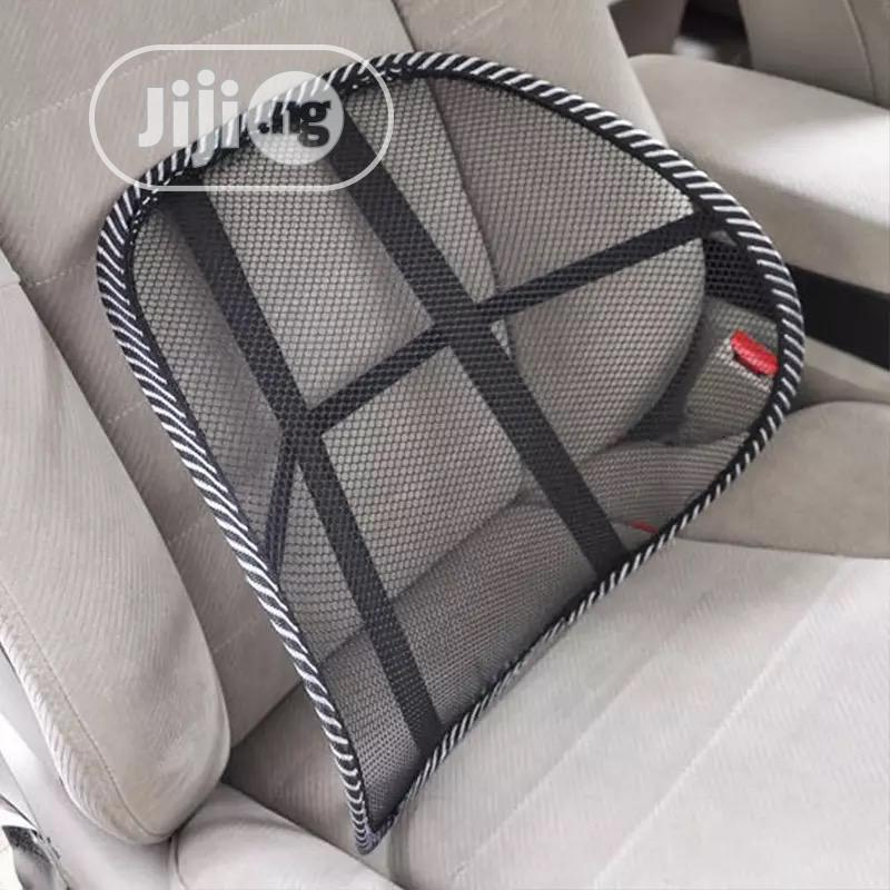 Back Seat Support