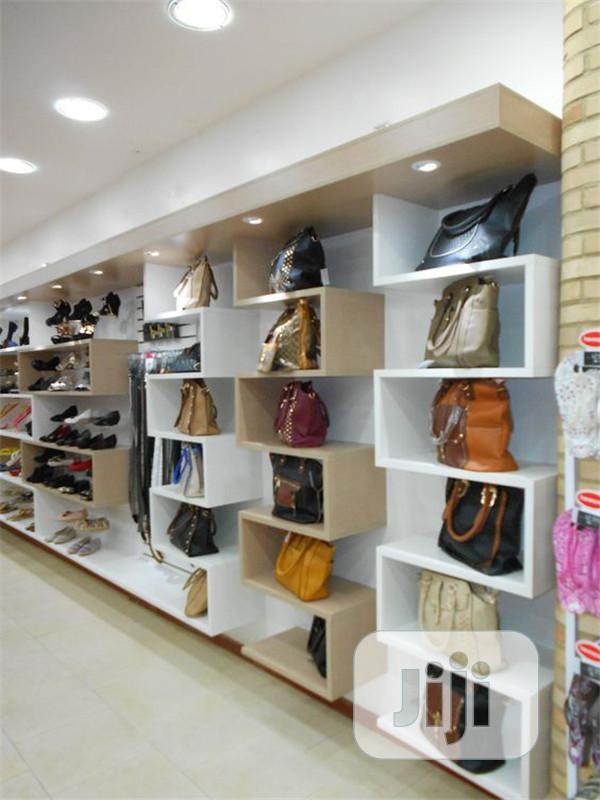 Shelves For Shops In Nigeria