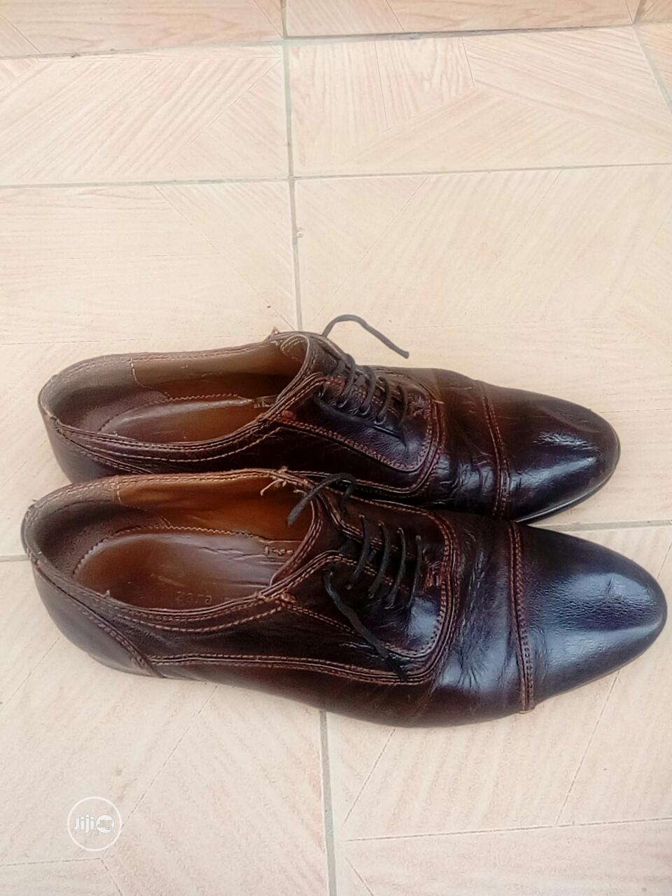 Foreign Used ZARA Man Loafer