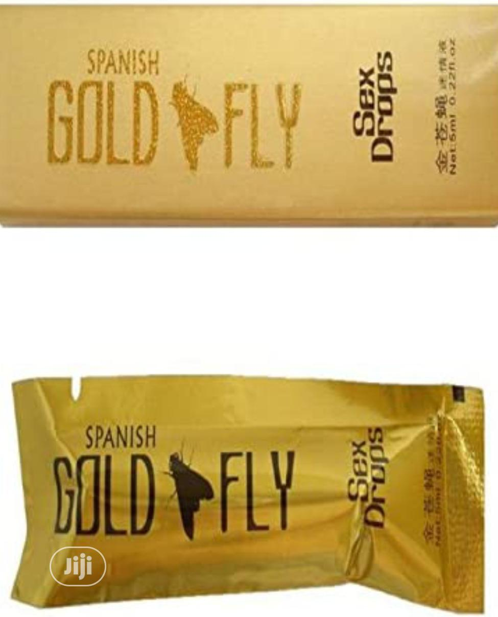 Spanish Goldfly