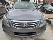 Honda Accord 2009 2.4 EX Gray | Cars for sale in Lagos State, Ojota
