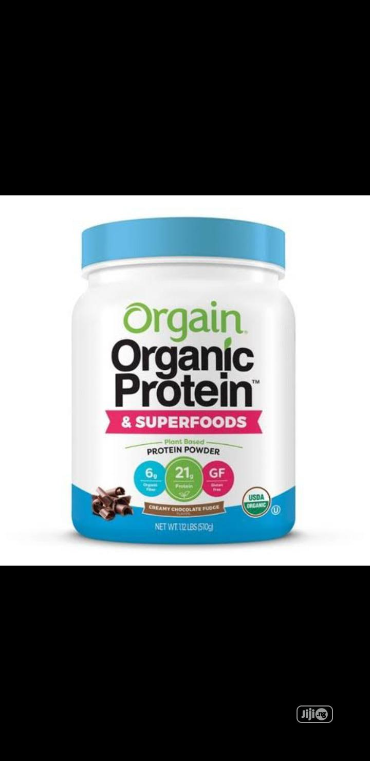 Archive: ORGAIN Organic Protein and Superfoods Powder 2.70LB