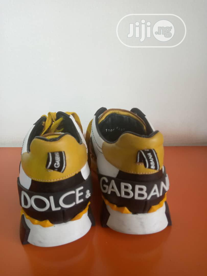 Original Dolce and Gabbana Canvas for