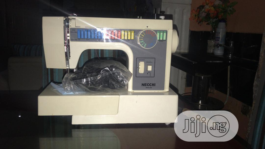 Tokunbo Embroidery Sewing Machine