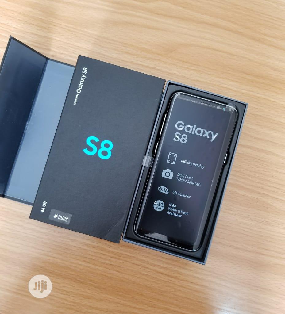 Samsung Galaxy S8 64 GB Blue   Mobile Phones for sale in Osogbo, Osun State, Nigeria
