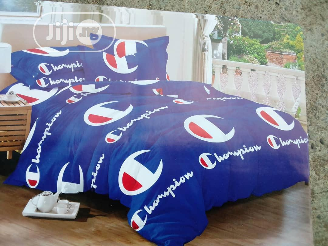 Quality Duvet, Bedsheet & 4 Pillow Case | Home Accessories for sale in Lagos Island, Lagos State, Nigeria
