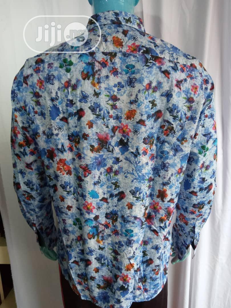 Nice Designers Men Shirt From Turkey | Clothing for sale in Gbagada, Lagos State, Nigeria