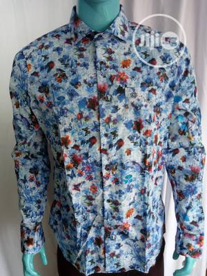 Nice Designers Men Shirt From Turkey | Clothing for sale in Lagos State, Gbagada