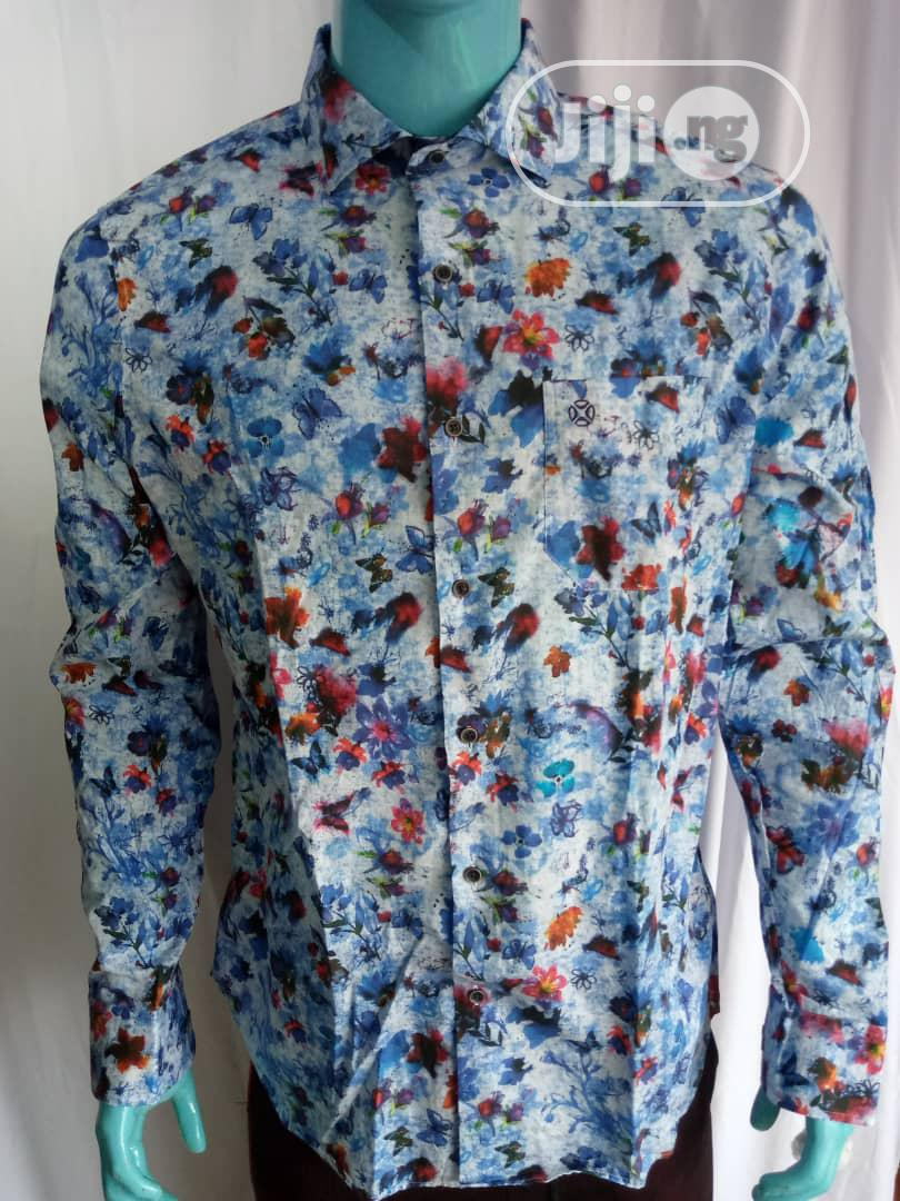 Nice Designers Men Shirt From Turkey