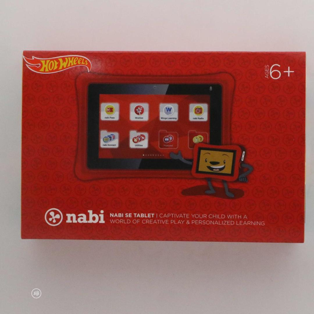 New Nabi SE 16 GB Red | Tablets for sale in Ikeja, Lagos State, Nigeria
