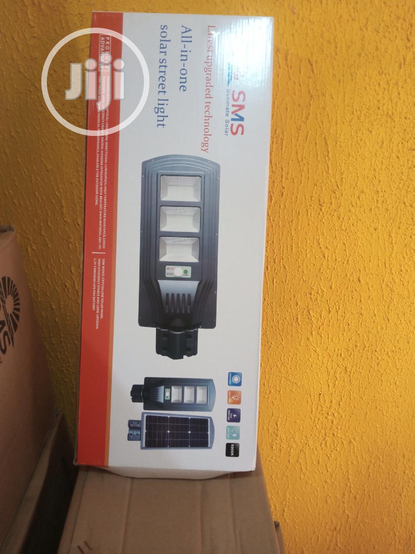 60watt (Sms) Solar All In One Light | Solar Energy for sale in Ojo, Lagos State, Nigeria