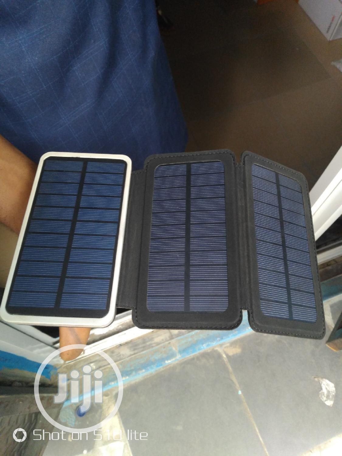 Solar Power Bank Available Instock