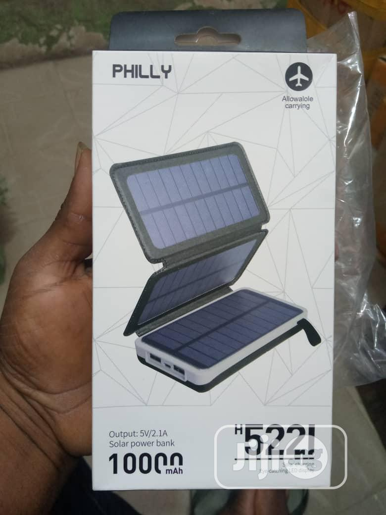 Solar Power Bank Available Instock | Solar Energy for sale in Ojo, Lagos State, Nigeria