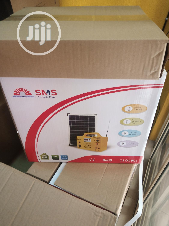 30watts(Sms)Solar Generator