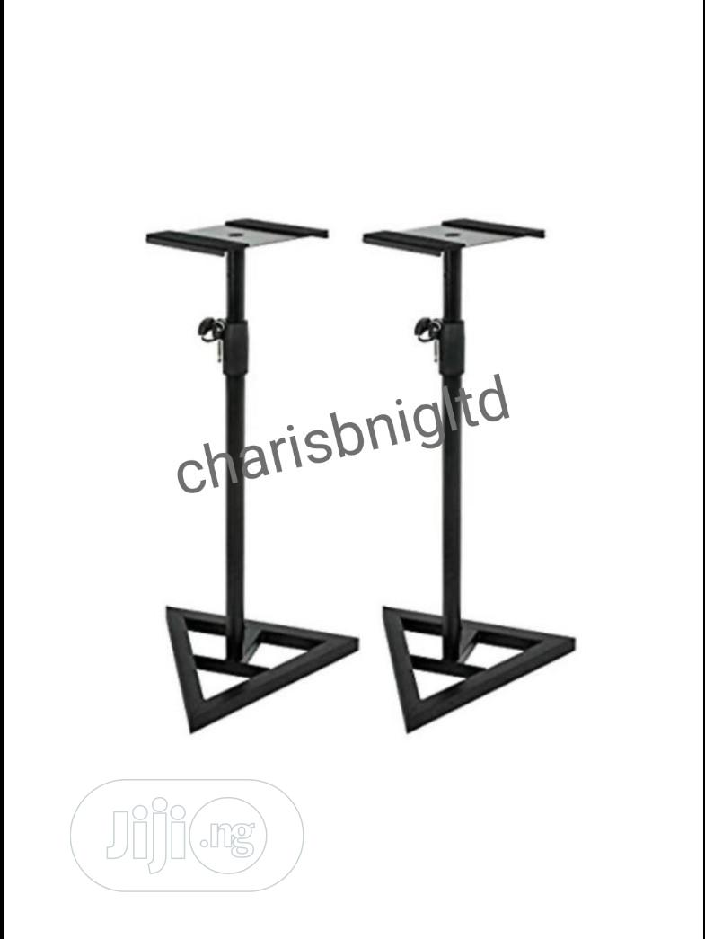 Studio Monitor Stand Long | Accessories & Supplies for Electronics for sale in Ojo, Lagos State, Nigeria
