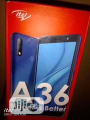 New Itel A33 8 GB Blue | Mobile Phones for sale in Lagos State, Gbagada