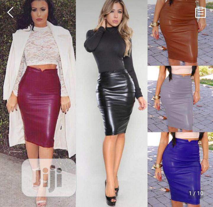 Leather Skirt | Clothing for sale in Agboyi/Ketu, Lagos State, Nigeria