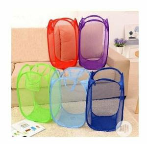 Foldable Laundry Basket | Home Accessories for sale in Oyo State, Ibadan