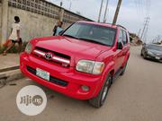 Toyota Sequoia 2006 Red | Cars for sale in Lagos State, Alimosho
