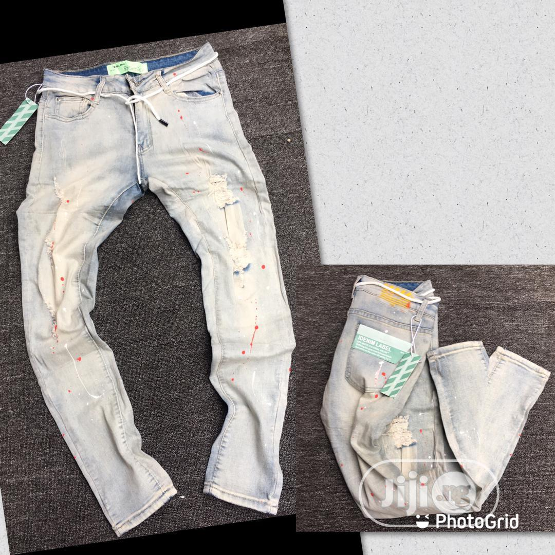 Quality Jean for Men   Clothing for sale in Lagos Island, Lagos State, Nigeria