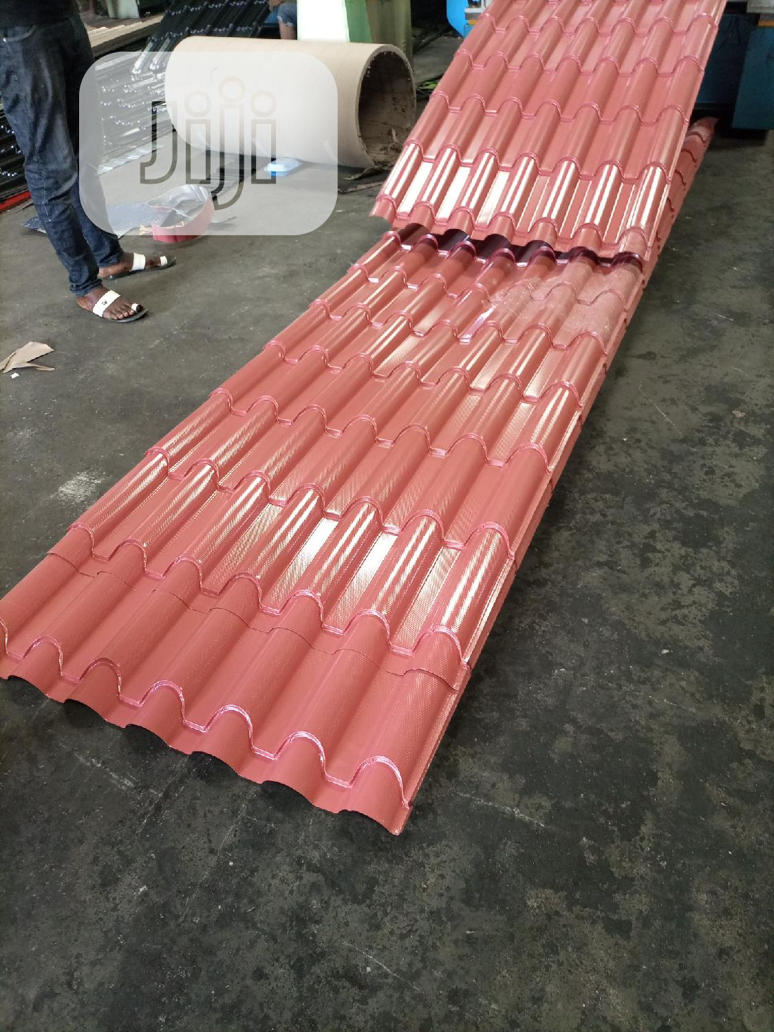 Aluminum Roofing Sheet | Building Materials for sale in Mushin, Lagos State, Nigeria