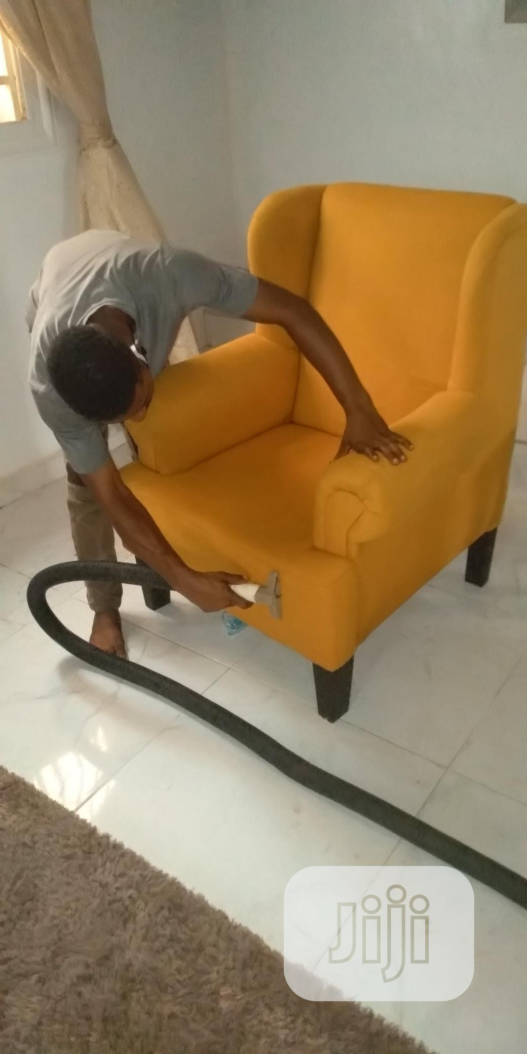 Easy Touch Uphustery Cleaning
