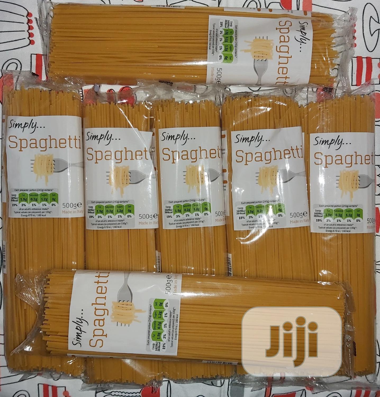 Simply Spaghetti 500g