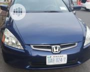 Honda Accord 2004 Sedan EX Blue   Cars for sale in Abia State, Umuahia