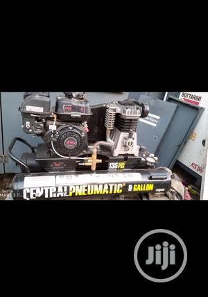 Double Tank Air Compressor 3hp   Manufacturing Equipment for sale in Lagos State, Ojo