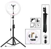 Led Selfie Ring Light With Phone Holder | Accessories for Mobile Phones & Tablets for sale in Lagos State, Lagos Island