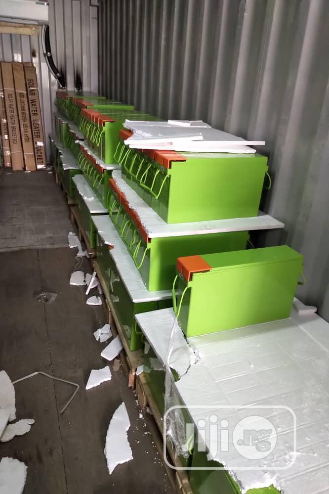 90ahs Solar Monbat Batteries