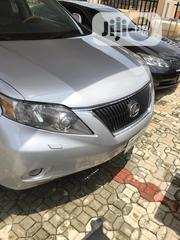 Lexus RX 2010 350 Silver | Cars for sale in Abuja (FCT) State, Garki 2