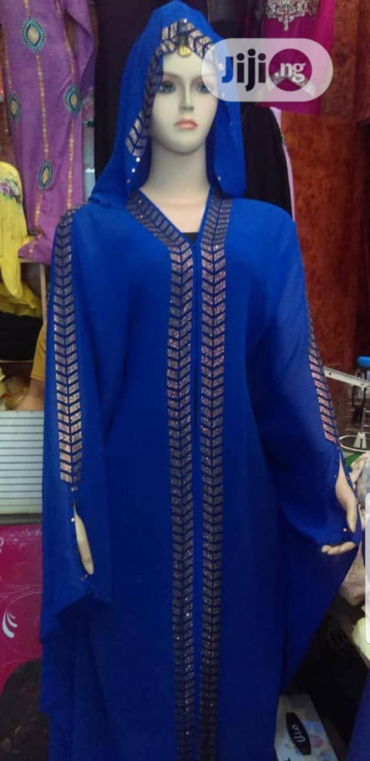 Dubai Abaya for Ladies/Women Available in Different Sizes