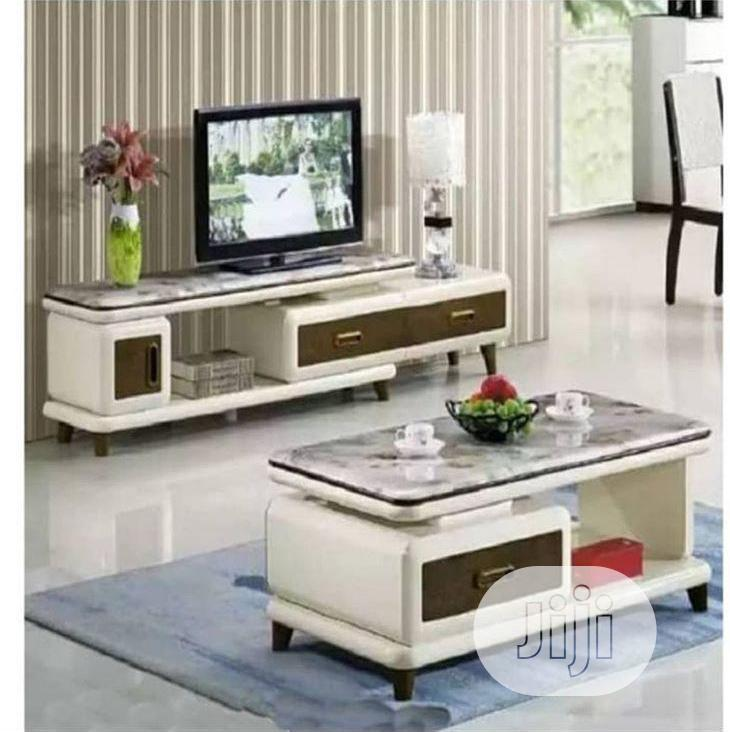 1.5 TV Stand and Table