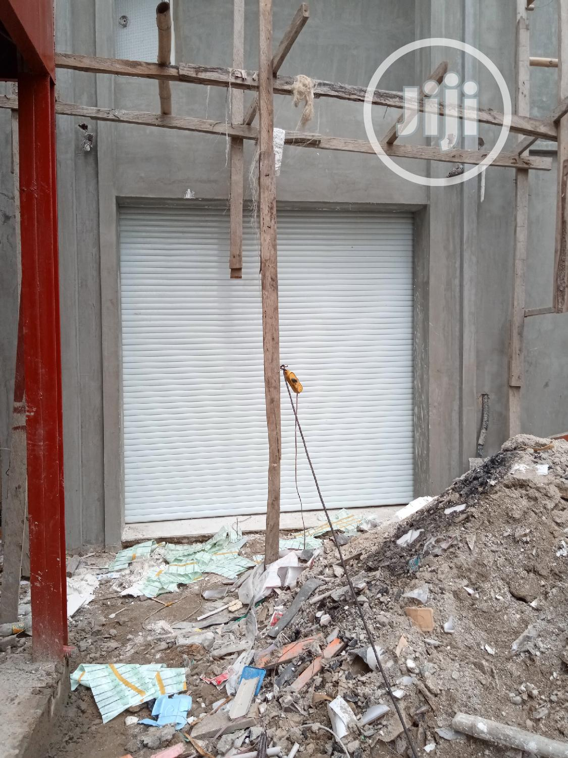 Garage Doors And Automated Roller Shutter